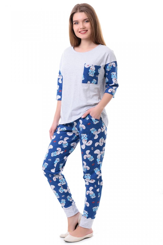 №200 Пижама Мишки - Алина-Текс